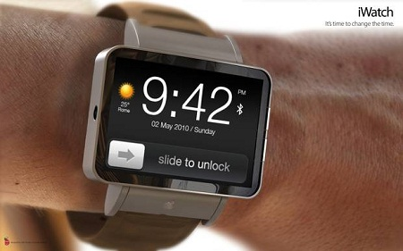 Apple's Health-focused iWatch Coming