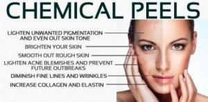 what a chemical peel achieves