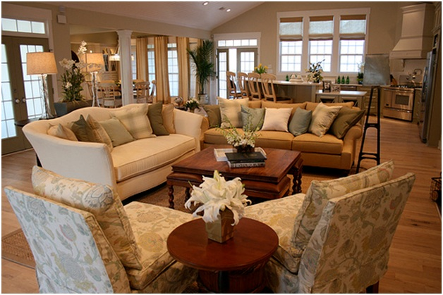 How to Select The Right Style Of Soft Furnishings For Your Home