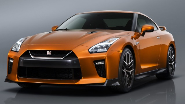 The Nissan GT-R arrives in New York more powerful and more Godzilla than ever