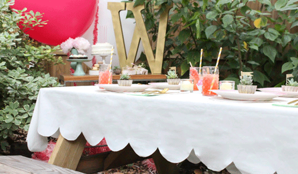4 tips to choose tablecloth