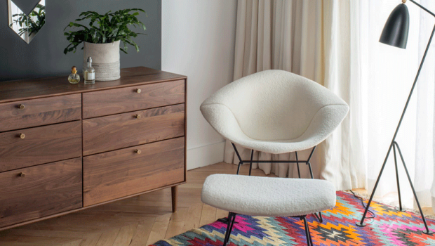 10 Benefits of decorating with rugs