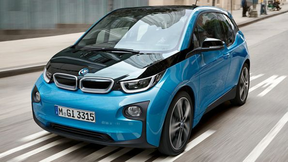 BMW i3, the first electric car the German manufacturer