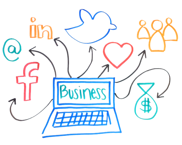 Companies, brands and people Differentiated strategies in social networks