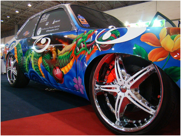 5 ways you could be spoiling your car's paintwork