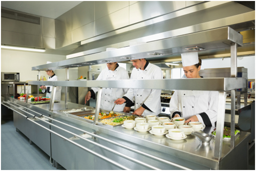 Top Tips for Cleaning a Commercial Kitchen