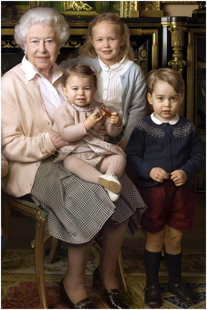 The Five Most Famous Grannies