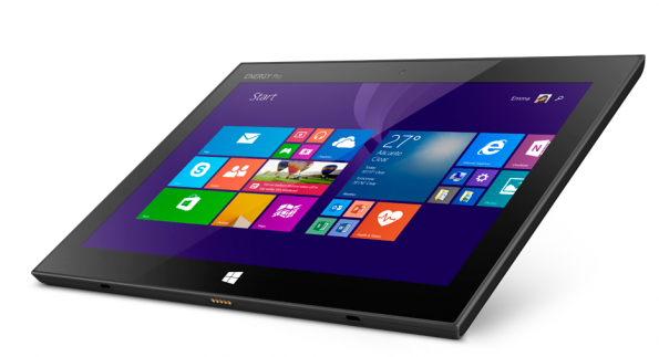 Energy Tablet 3G Windows Pro 9, convertible tablet with Windows