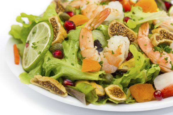 Healthy recipes with lettuce