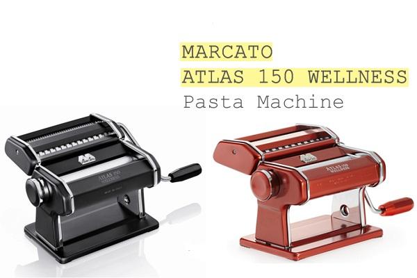 Marcato Atlas Wellness 150 Pasta Machine