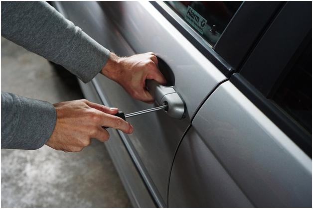 5 top tricks to deter car thieves