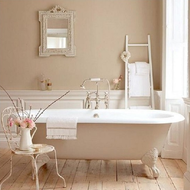 5 tricks low cost to renovate the bathroom without works