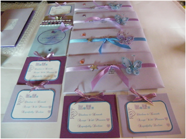 Matching Your Wedding Invitations to Your Theme