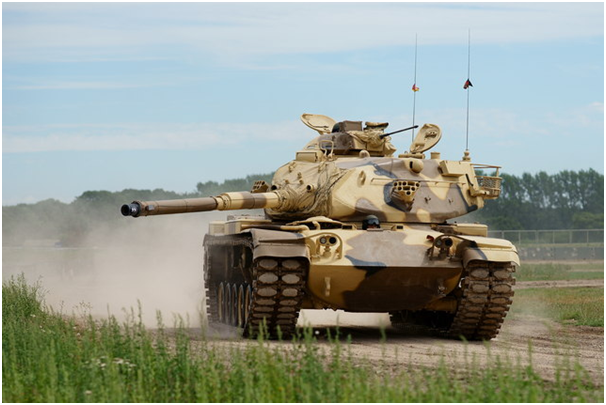 What to expect on a tank driving stag do