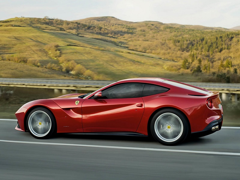 Ferrari no longer sells a single car designed by Pininfarina